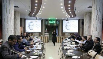 کارگاه شخصیت در رسانه – دانشگاه علوم پزشکی یزد