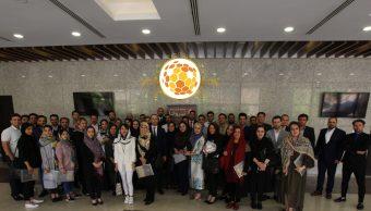 سمینار آموزشی بیزینس اتیکت (آداب معاشرت سازمانی) در تهران با تدریس سعید اسمعیل لو