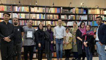 دوره آموزشی تکنیک های افزایش فروش در فروشگاه های لوازم التحریر و کتابفروشی ها (باغ کتاب اراک)